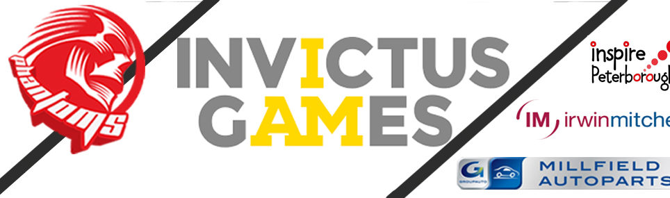 Invictus Games Honour for Naomi
